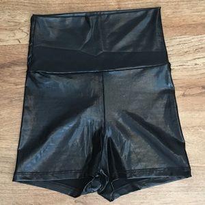 Natalie Dancewear High waisted Shorts